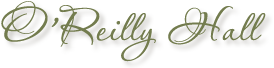 Oreilly Hall Weddings Southern California
